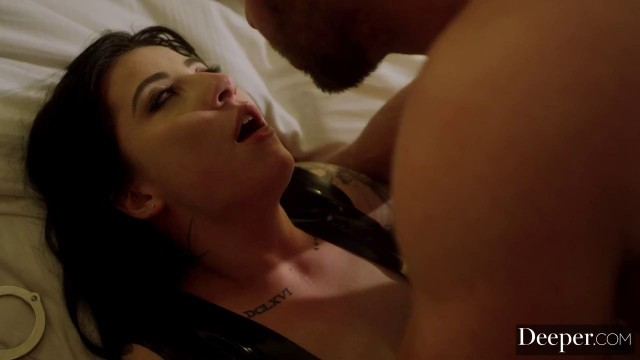 Deeper Charlotte Sartre Careful What You Wish For part 2